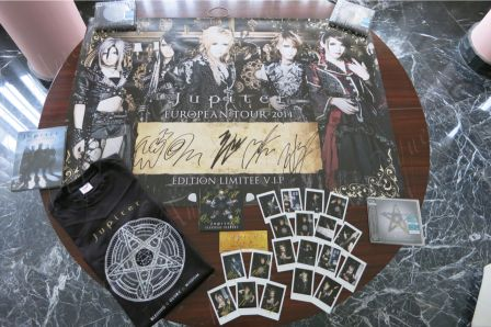 Jupiter TOUR 2014「CLASSICAL ELEMENT」-EUROPE-