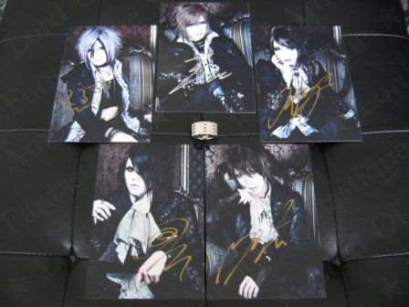 My Jupiter Signed Photoset #1