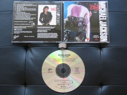 Michael Jackson : The Bad Mixes : CD