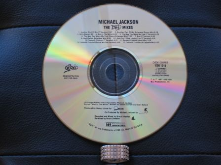 Michael Jackson : The Bad Mixes : Disc