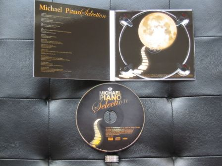 Piano Lovers : Michael Piano Selection : inside