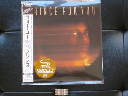 For You : miniLP Japanese reissue 2009