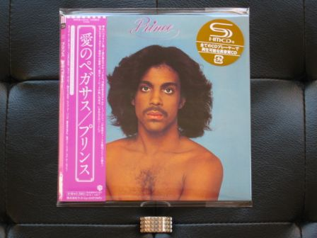 Prince : miniLP Japanese reissue 2009