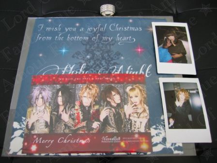 Versailles Philharmonic Quintet : 2011.12.23 Holy Night goods