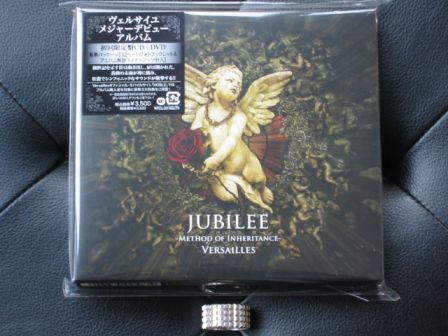 Versailles : JUBILEE Limited Edition